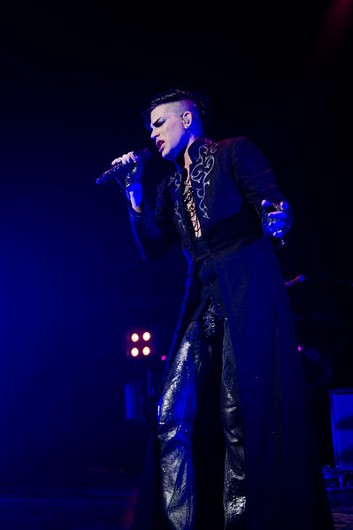 Adam Lambert, Peoria Civic Center