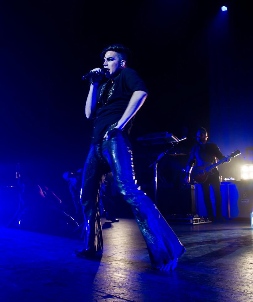 Adam Lambert, Peoria Civic Center