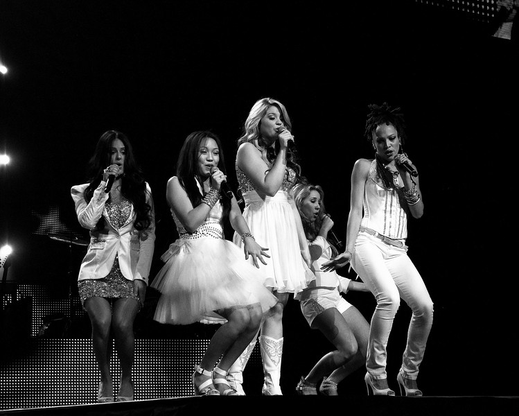 American Idol Season 10 tour show. St. Louis, Missouri, 7/31/11