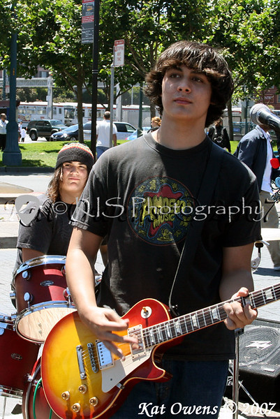 Zac Olsen & Travis LaCross