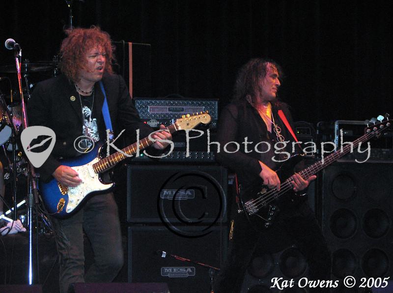 Dave Meniketti & Phil Kennemore, Y&T