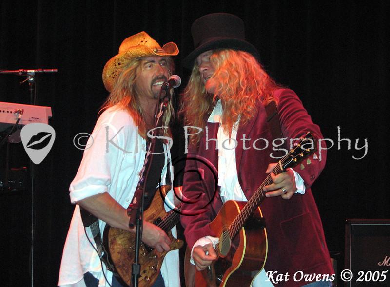 Jeff Watson & Frank Hannon
