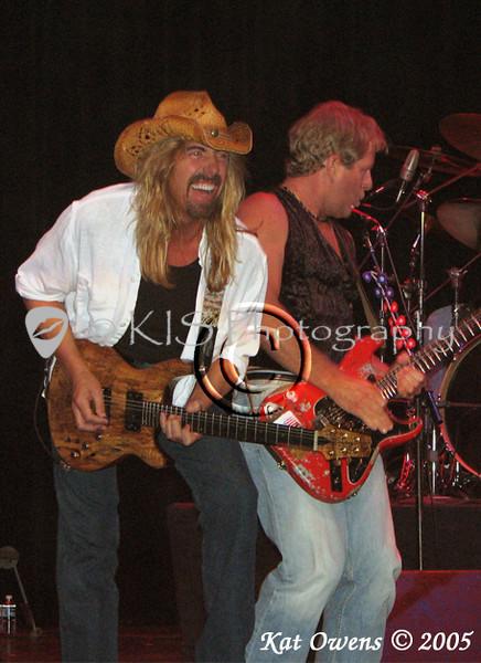 Jeff Watson & Brad Gillis, Night Ranger