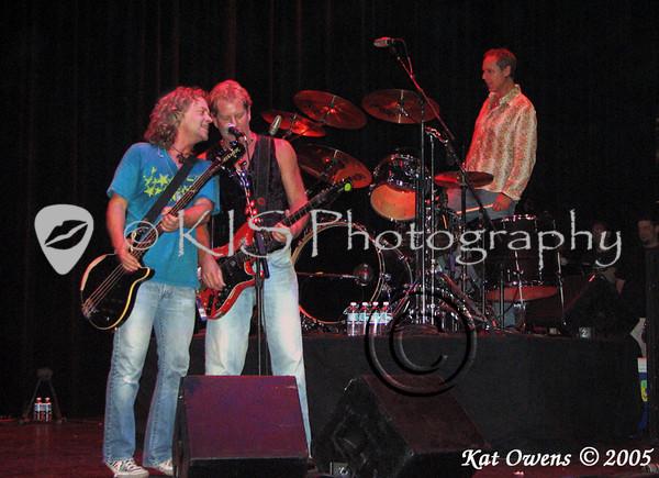 Jack Blades, Brad Gillis & Kelly Keagy, Night Ranger