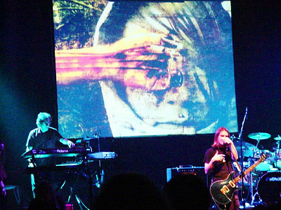 Porcupine Tree and Opeth at The Fox Theater, Boulder, CO., July 28, 2003