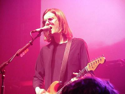 Porcupine Tree (Steven Wilson) 11-20-02 Fox Theater