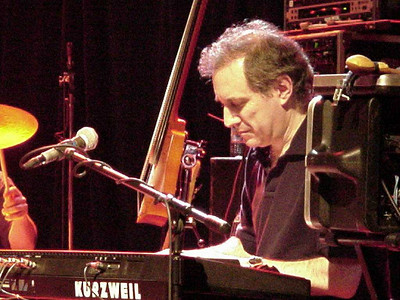 Tony Levin Band April 9, 2002 - Larry Fast - Bluebird Theater