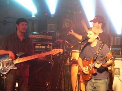 Umphrey's McGee 2-27-05 Cervantes' (Ryan Stasik, Brendan Bayliss & Andy Farag)
