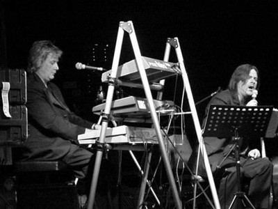 Asia Acoustic July 8,2003 Cervantes' - (Geoff Downes & John Payne)