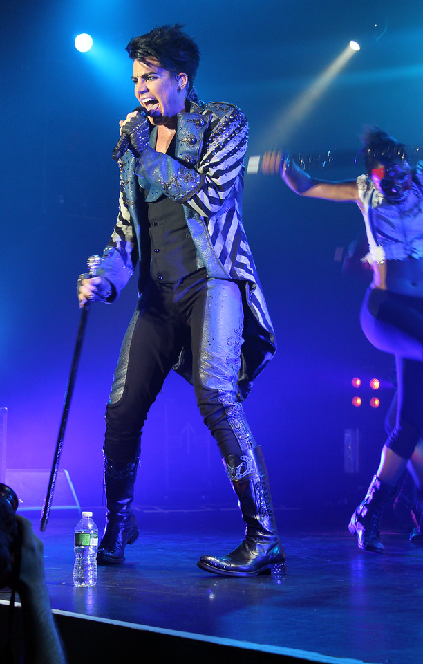 Best of Glam Nation - some of my best photos from Adam Lambert's Glam Nation Tour 2010