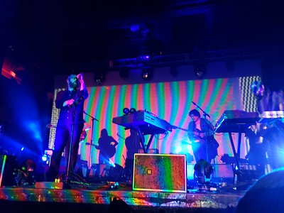 Black Angels, Black Lips, and Goddamn Hustle @ Revolution Live 4/17/18