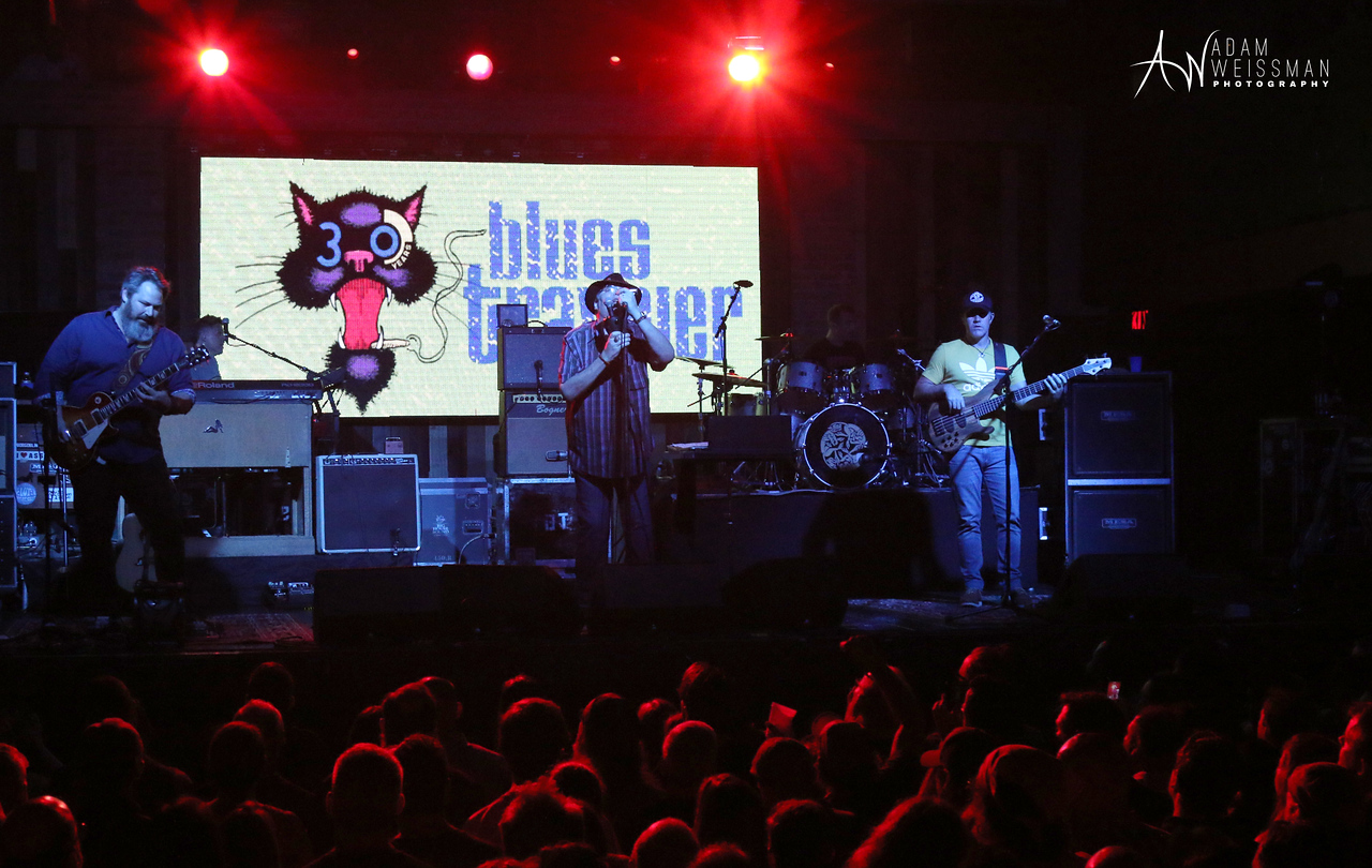 Blues Traveler @ Revolution Live - Fort Lauderdale, FL - 10/21/17