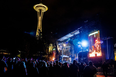 Bumbershoot 2015 Music Festival in Seattle