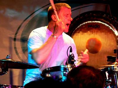 Carl Palmer Band:  6-14-06  Walnut Room