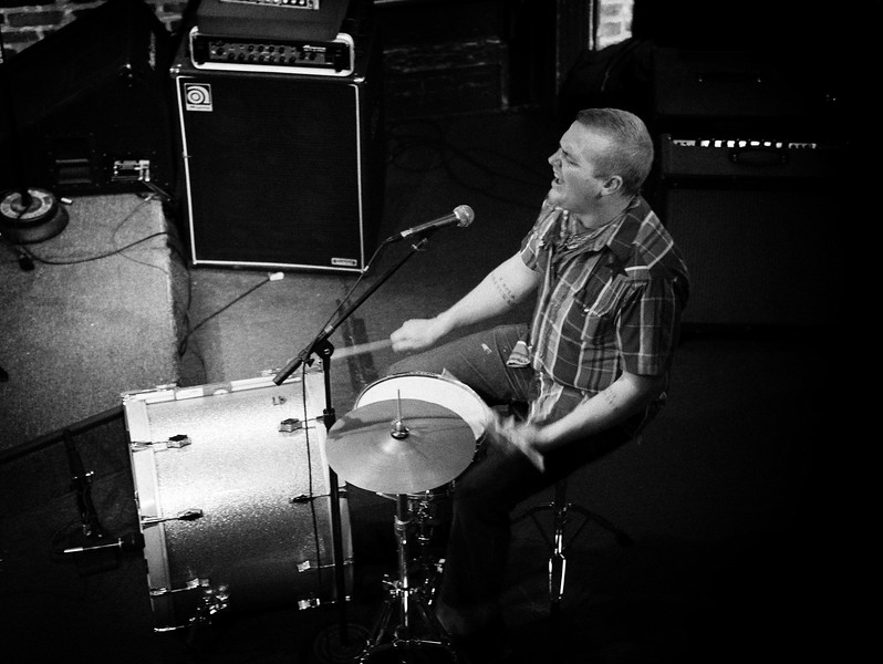Dave Angle and the Dog Pound Jangle, BB's Jazz, Blues & Soups 4/3/11