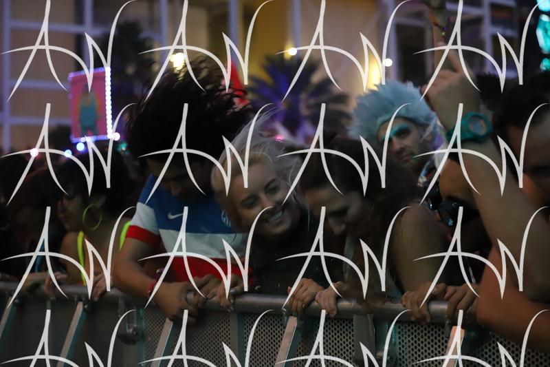 EDC Orlando 2019 - Crowd Photos - Friday