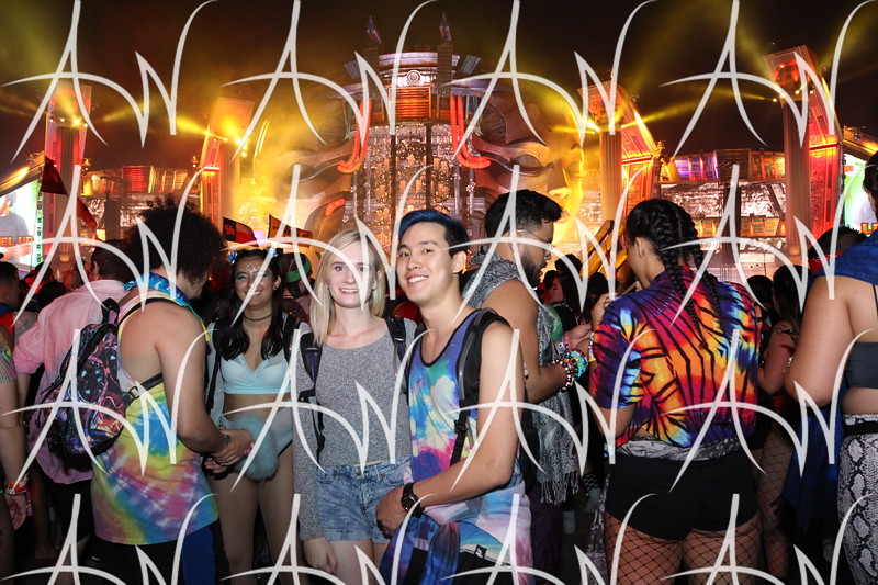 EDC Orlando 2019 - Crowd Photos - Saturday