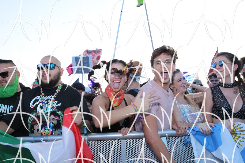 EDC Orlando 2019 - Crowd Photos - Saturday