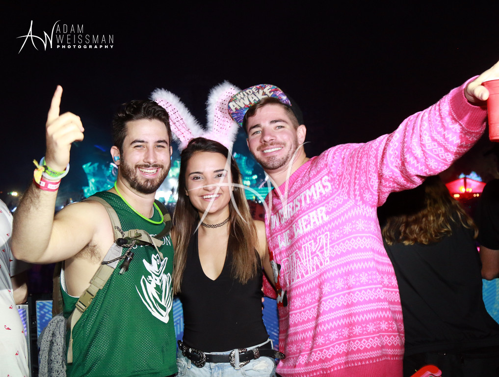 EDC Orlando @ Tinker Field 2017 - Saturday
