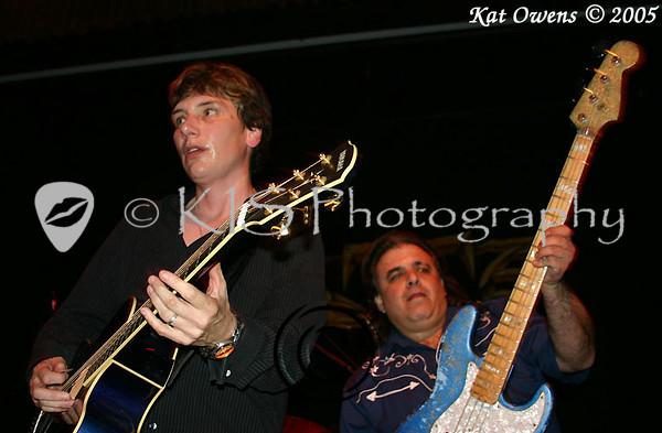 Eric Martin & Mark Chole, Mystic Theatre, November 12, 2005