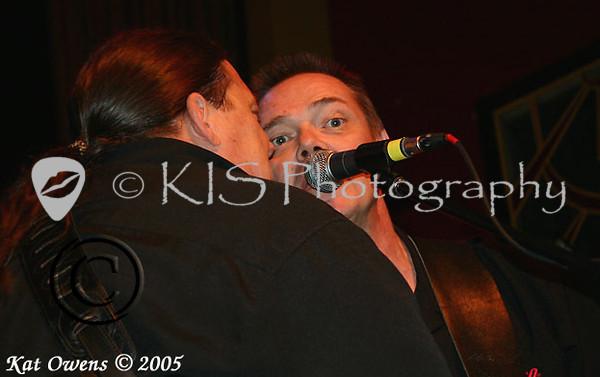 Mark Ross and Tom Duke, Mystic Theatre, November 12, 2005