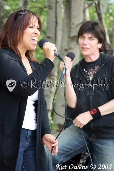 April Grisman & Eric Martin