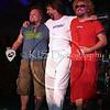 Los Tres Gusanos: Michael Anthony, David Lauser and Sammy Hagar, Tahoe, April 29, 2005.