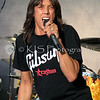 Jeff Keith of Tesla at the Bone Bash