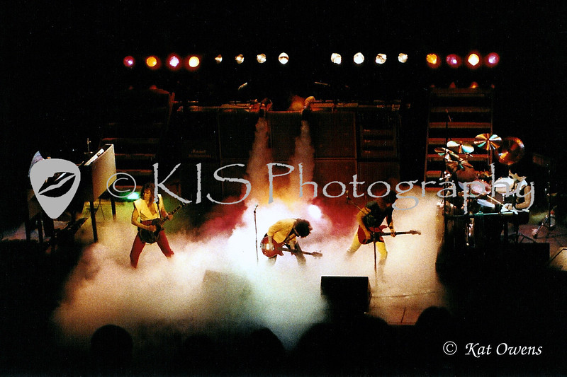 Night Ranger, Warfield Theatre in San Francisco, CA 1984.