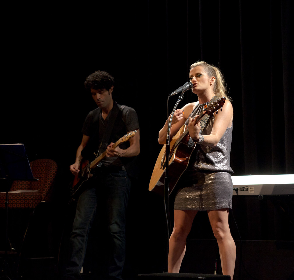 Kylie Edmond played a fabulous set at the Crosby Street Hotel in New York City on July 9, 2011