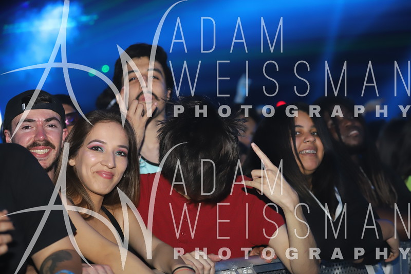Crowd Pics at DIM MAK Party 2019