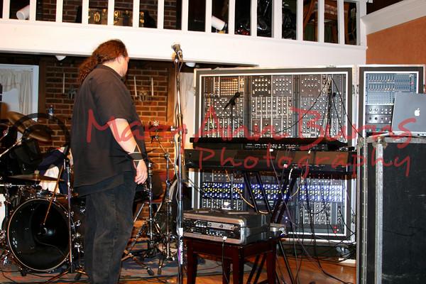 Eric Norlander/Lana Lane erformance at NJ Proghouse in MetuchenNJ