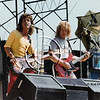 Jack Blades and Brad Gillis, 1981 Rocking The Capitol concert, Sacramento, CA.