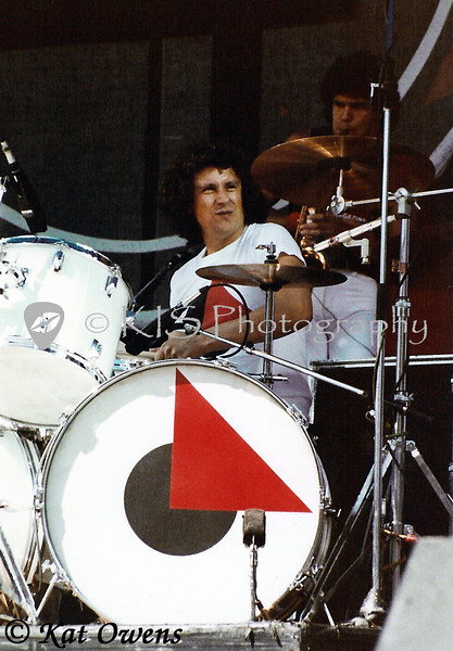 Foreigner, Dennis Elliot & Mark Rivera at Mountain Aire 82 in Angels Camp, CA