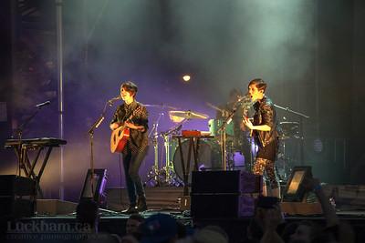 Tegan & Sara @ Bluesfest