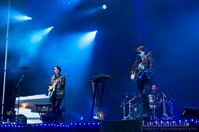 Tegan and Sara @ Bluesfest