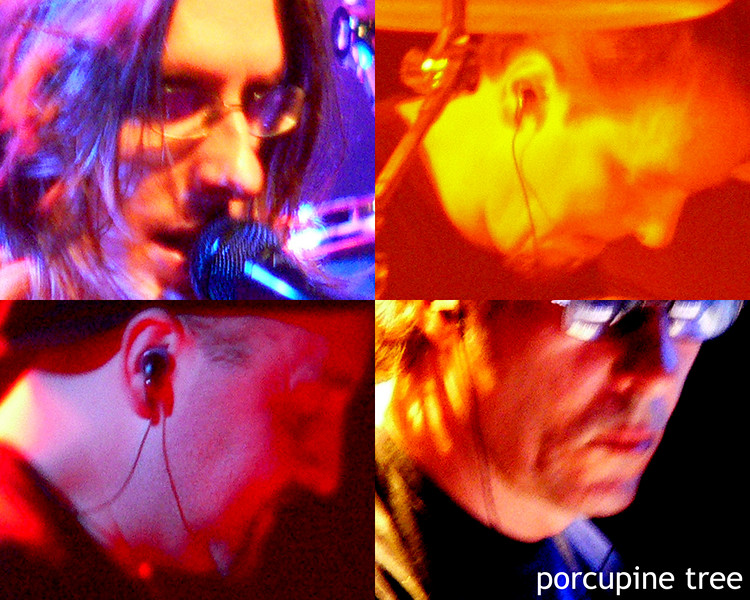 Porcupine Tree Posters
