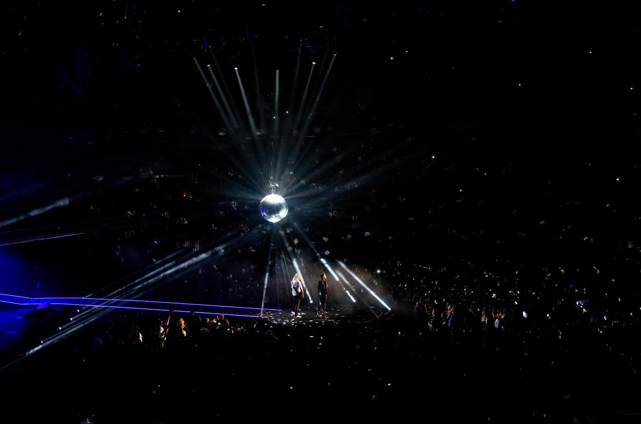 Queen + Adam Lambert, Madison Square Garden, July 17, 2014