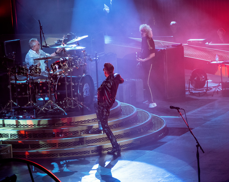 Queen + Adam Lambert, Madison Square Garden, July 17, 2014