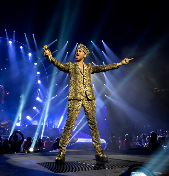 Philadelphia, Queen + Adam Lambert, July 16, 2014