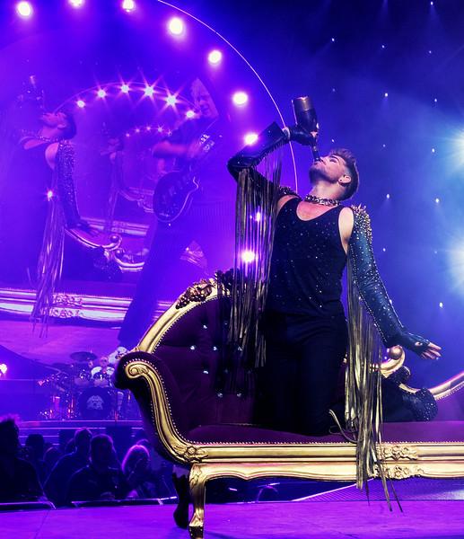 Philadelphia, Queen + Adam Lambert, July 16, 2014