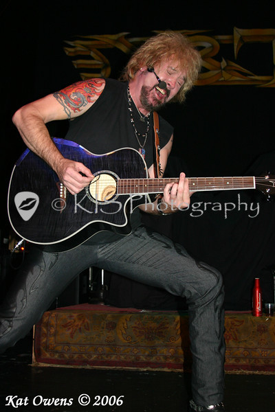 Ron Keel, Mystic Theatre 11-18-06