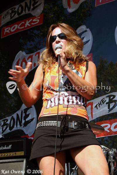 Kelly of SONE @ the Bone Bash