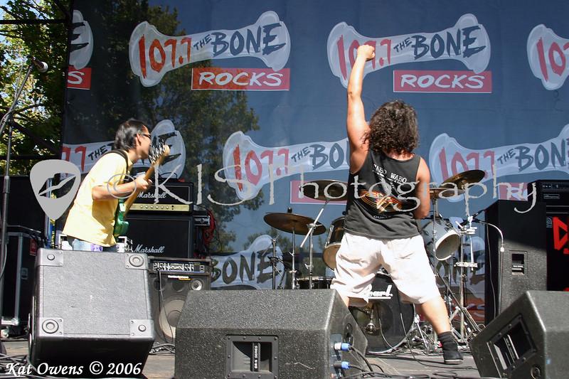 SONE @ the Bone Bash