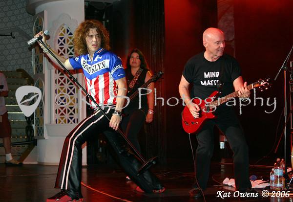 Keith St John, Mona & Ronnie Montrose, Sammy Cruise 2006