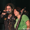 Aaron Hagar and Mona