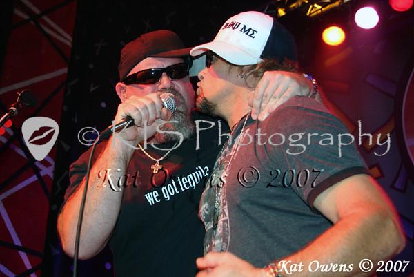 Paul Binder & Michael Anthony