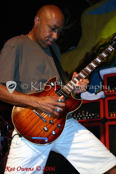 Victor Johnson, Cabo Wabo Cantina, Sammy Cruise 2006