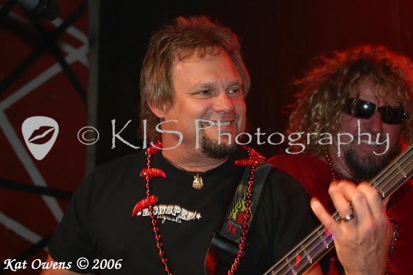 Michael Anthony & Sammy Hagar, Cabo Wabo Cantina, Sammy Cruise 2006