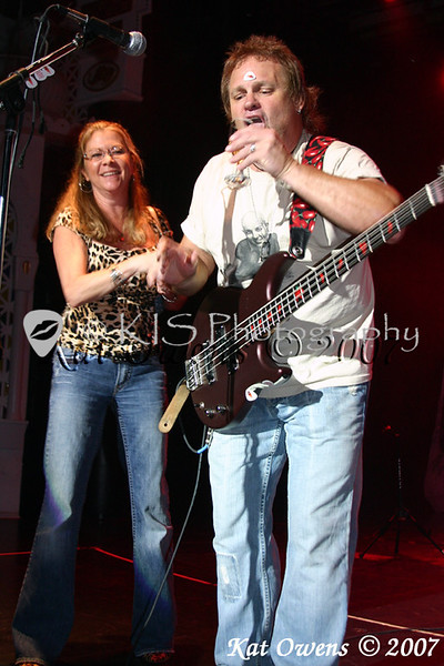 Sue and Michael Anthony